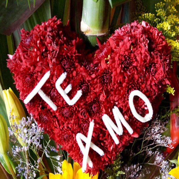 A ella en Puebla, Arreglo de flores, Florerías en Puebla, Flores a domicilio Puebla