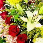 Alma floral - Corazón de flores