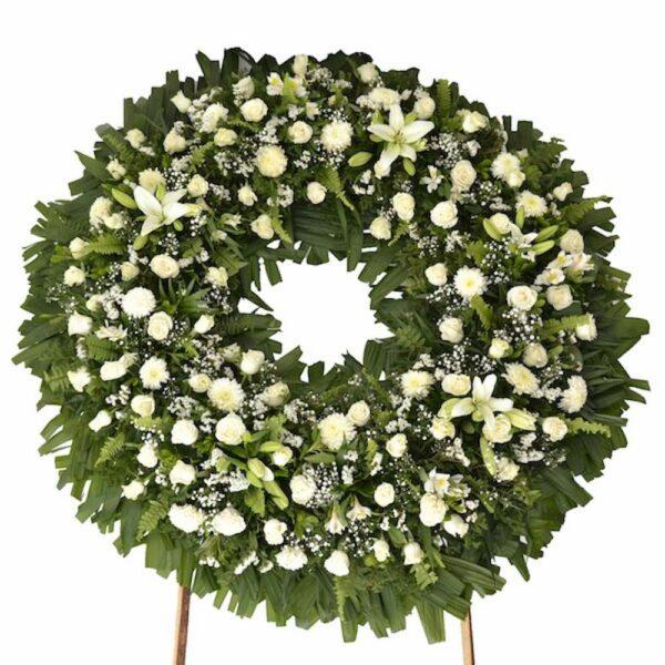 Condolencias en Puebla, Corona funebres, Florerías en Puebla, Flores a domicilio Puebla