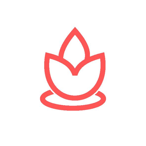 Logo flor en Puebla, Florerías en Puebla, Flores a domicilio Puebla
