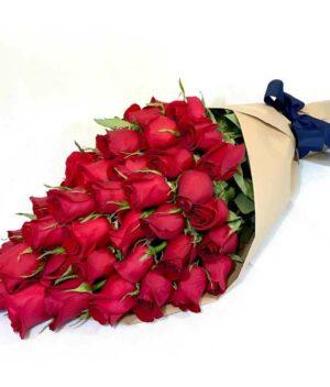 Ramo de rosas Querétaro, Florerías en Querétaro, Flores a domicilio Querétaro