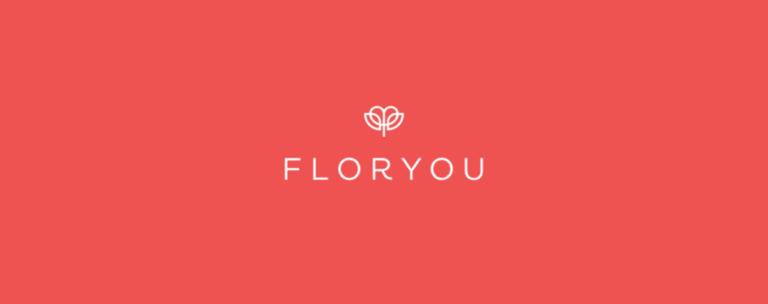 Logo floryou en Puebla, Florerías en Puebla, Flores a domicilio Puebla