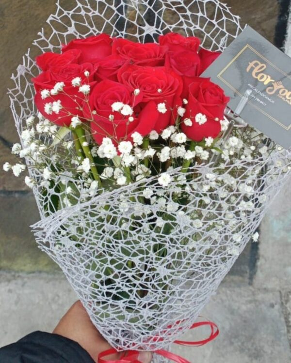 Ramo de rosas Puebla, Florerías en Puebla, Flores a domicilio Puebla