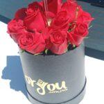 Caja de rosas Querétaro, Florerías en Querétaro, Flores a domicilio Querétaro
