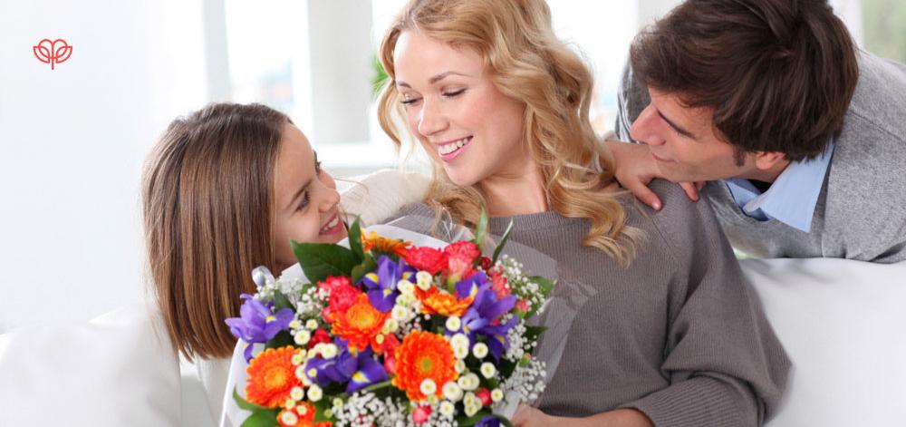 Cómplices Para Regalar Flores De Cumpleaños