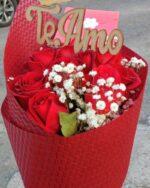 Doce poemas de amor, Ramo de rosas Querétaro, Florerías en Querétaro, Flores a domicilio Querétaro