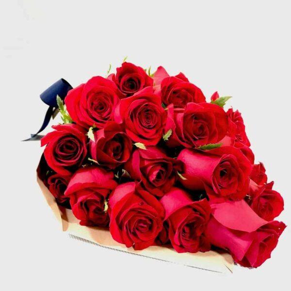 24 secretos, Ramo de rosas Querétaro, Florerías en Querétaro, Flores a domicilio Querétaro