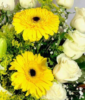 Alma floral, Corazón de flores en Querétaro, Florerías en Querétaro, Flores a domicilio Querétaro