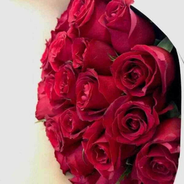 Diamante, Ramo de rosas Querétaro, Florerías en Querétaro, Flores a domicilio Querétaro