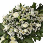 Corona Fúnebre - Dobleces