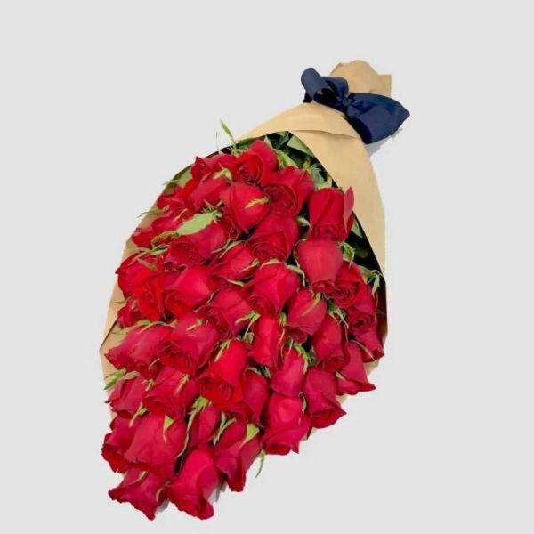 Fuente de luz, Ramo de rosas Querétaro, Florerías en Querétaro, Flores a domicilio Querétaro