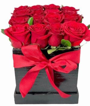 Nuestro secreto, Caja de rosas Querétaro, Florerías en Querétaro, Flores a domicilio Querétaro
