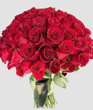 Pasión eterna, Ramo de rosas Querétaro, Florerías en Querétaro, Flores a domicilio Querétaro