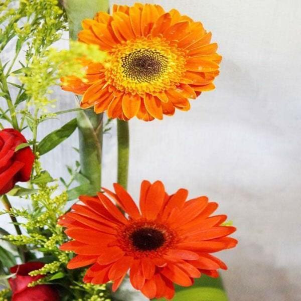 Un detalle, Arreglo de flores y rosas Querétaro, Florerías en Querétaro, Flores a domicilio Querétaro