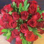 Serenidad, caja de rosas en Querétaro, caja de rosas, florerías en Querétaro