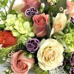 Dote de ternura, canasta de rosas en Querétaro, canasta de rosas, florerías en Querétaro