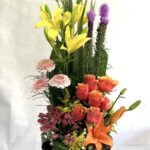 Frenesí, arreglo de flores en Querétaro, arreglo de flores, florerías en Querétaro