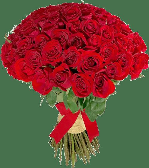 Ramo de 100 rosas en Querétaro, Ramo de 100 rosas, florerías en Querétaro