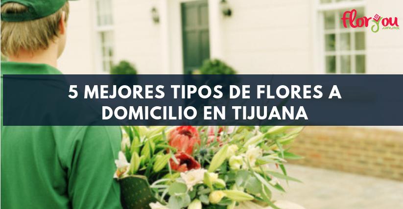 5 mejores tipos de flores a domicilio en Tijuana - Florerías en Tijuana, Arreglos Florales Tijuana