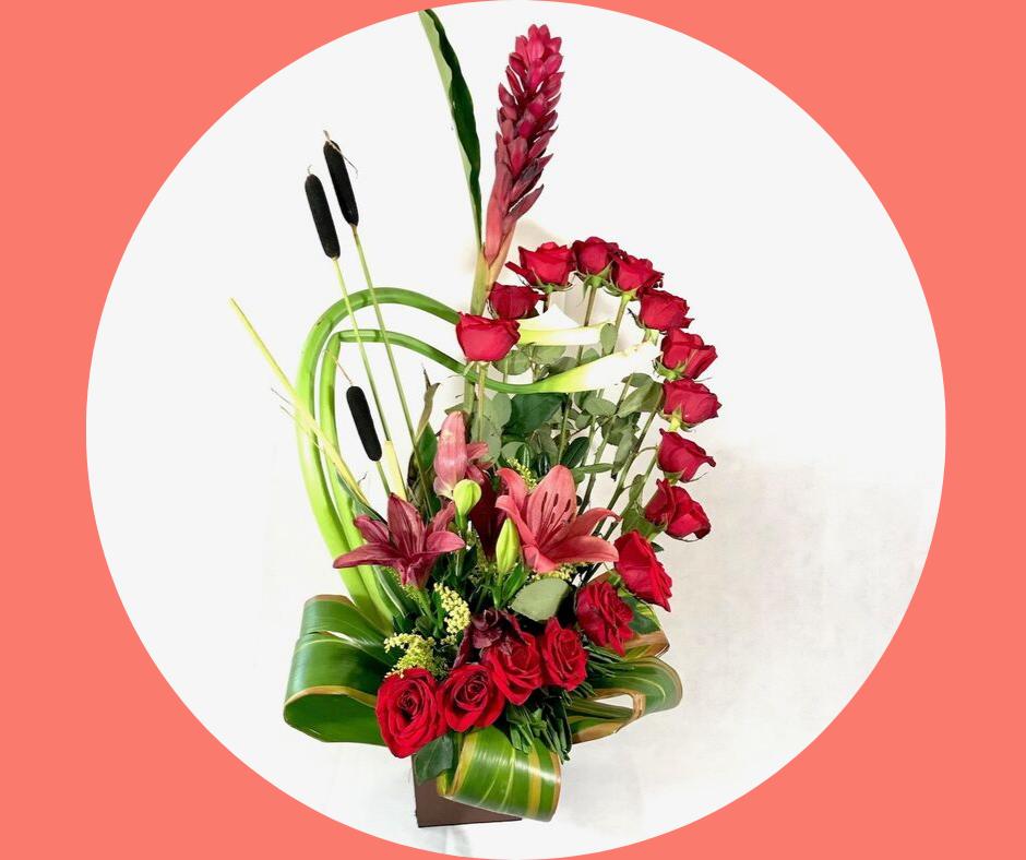 Envía Flores A Domicilio En Tijuana Florerías En