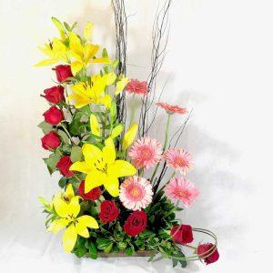 Suspiros delicados - Florerías en Tijuana, Arreglos Florales Tijuana