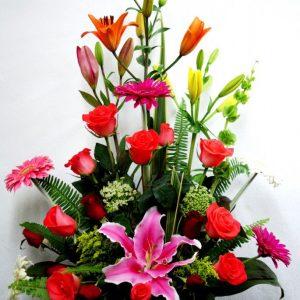 """Arreglo de Flores - """"Soneto Amoroso"""""""