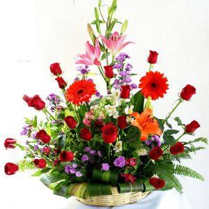 """Arreglos Florales """"A todas ellas"""""""