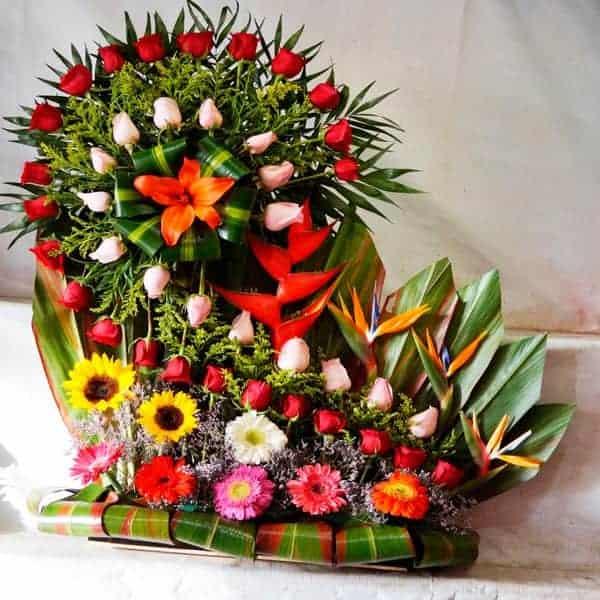 Arreglo de Flores - \