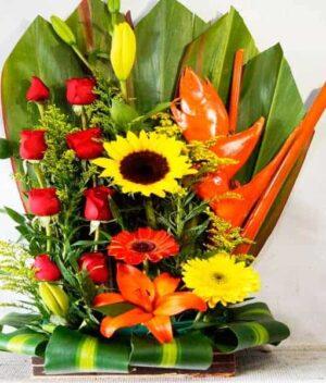 """Arreglos Florales -""""Del jardín de mi corazón"""" -"""