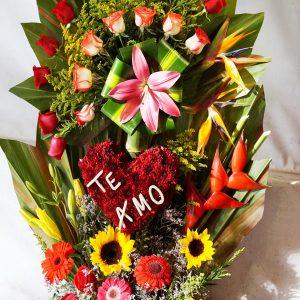 """Arreglos Florales- """"A ella"""""""