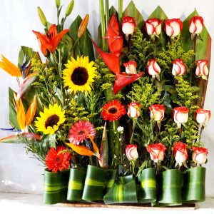 "Arreglos Florales - ""Quinto sol"""