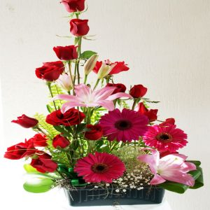 """Arreglos Florales- """"Amor de tarde"""""""