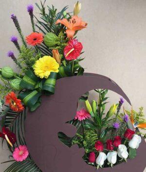 Luna de flores, florerias en Pachuca, Envío de flores a domicilio Pachuca