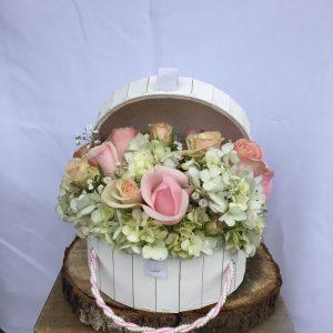 canasta-floral