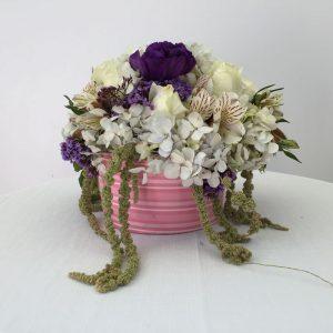 Dulce amaranto - centros de mesa para bodas pachuca
