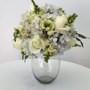 Pureza floral - centros de mesa para bodas pachuca