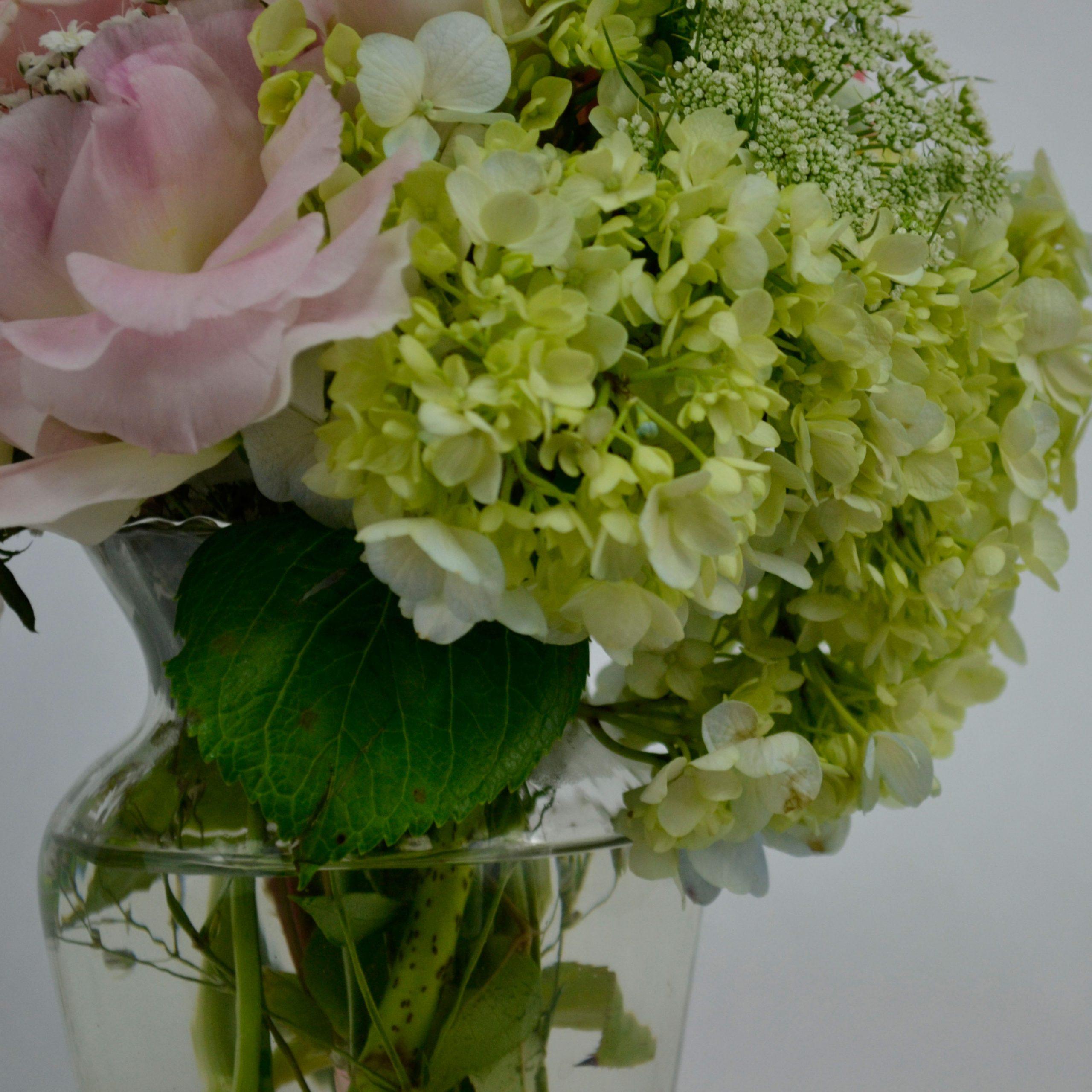 Jarrón de flores, envío de flores de Pachuca