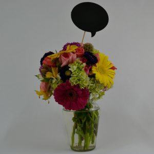 jarron de flores pachuca