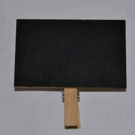 Pizarra de pinza rectangular COD.4844