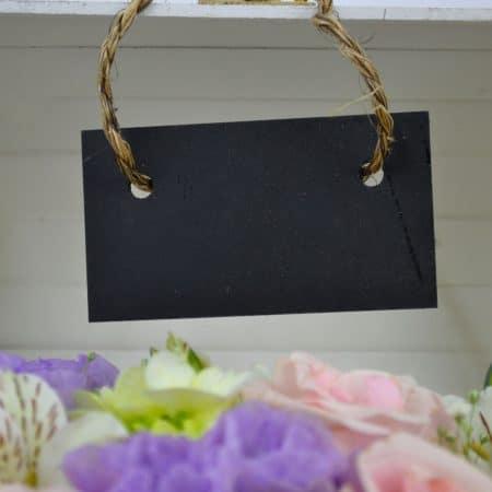 flores en cofre pachuca