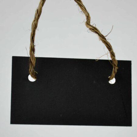 Letreritos colgante rectangular COD.5672