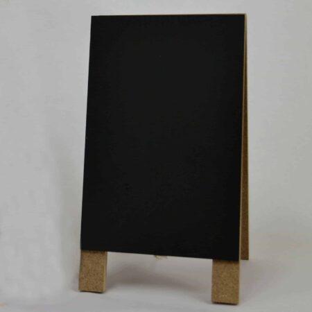 Pizarra rectangular 2 caras c/trípode COD. 4621