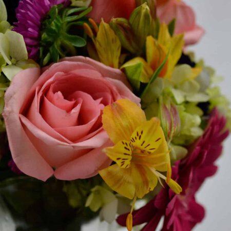 Jarron de flores, Flores a domicilio Pachuca, Florerías Pachuca