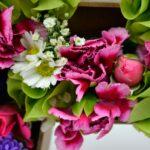 Letra de flores, florerias en Pachuca, Envío de flores a domicilio Pachuca