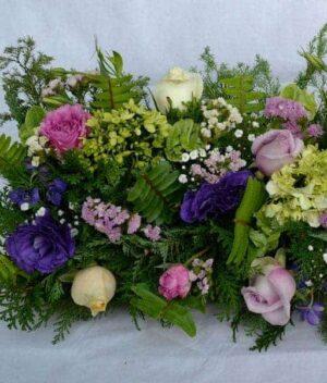 Arreglo de flores: Jardinera, florerias en Pachuca, Envío de flores a domicilio Pachuca
