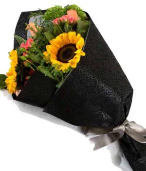 bouquet de flores: girasoles, florerias en Pachuca, Envío de flores a domicilio Pachuca