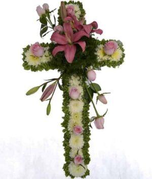 Arreglo funeral, florerias en Pachuca, Envío de flores a domicilio Pachuca