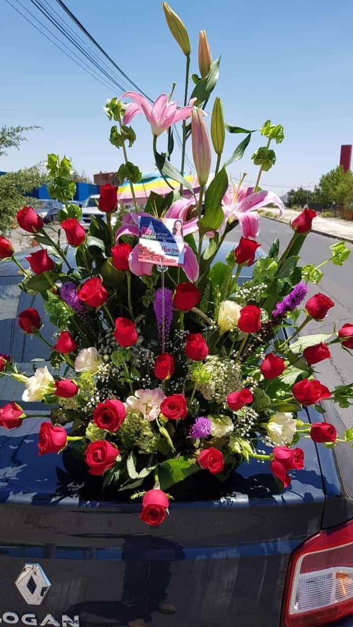 Arreglos Florales Tops De Floryou Florerías En Pachuca