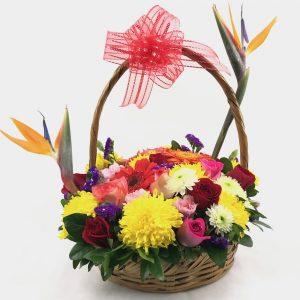 arreglos de flores a domicilio