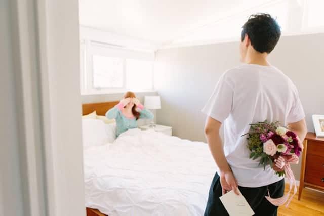 envía flores a domicilio